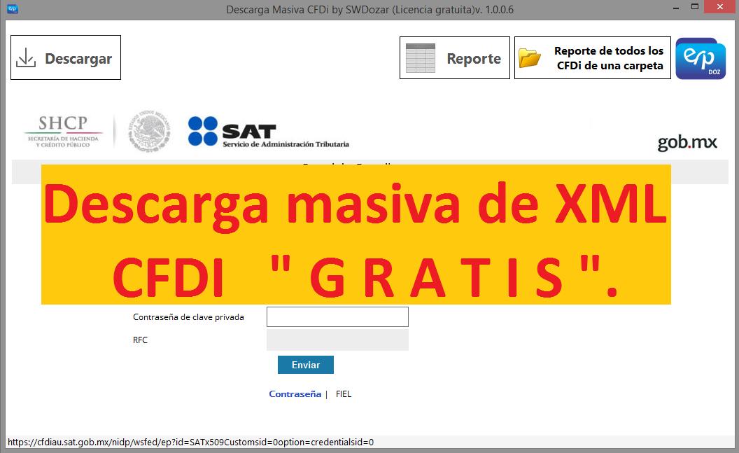 XML-CFDI-Gratis